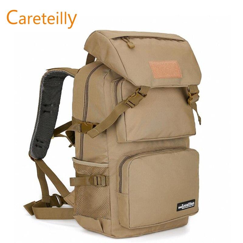Sac d'assaut tactique militaire sac à dos armée sac à dos petit sac à dos pour la randonnée en plein air Camping Trekking chasse