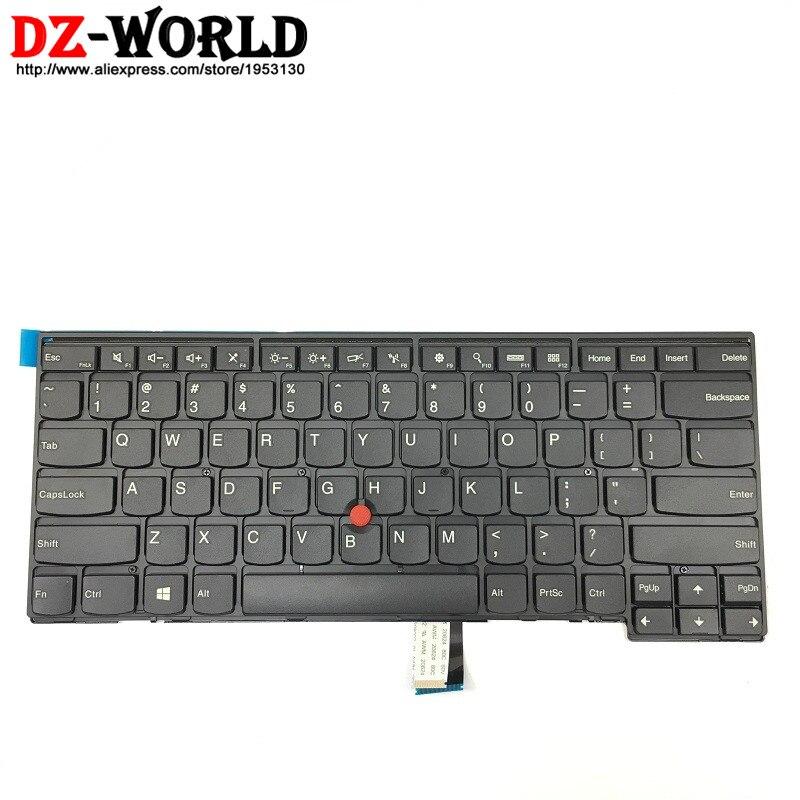 Новый/Оригинальная английская клавиатура для Thinkpad T431S T440 T440P T440S T450 T450S T460 L440 L450 L460 04Y0862 04Y0824 04Y0854 04Y0892