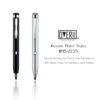 OVERDRIVE Active Capacitive Stylus Pen USB Charging Metal Screen Touch Pen For IPhone IPad Samsung Tablet