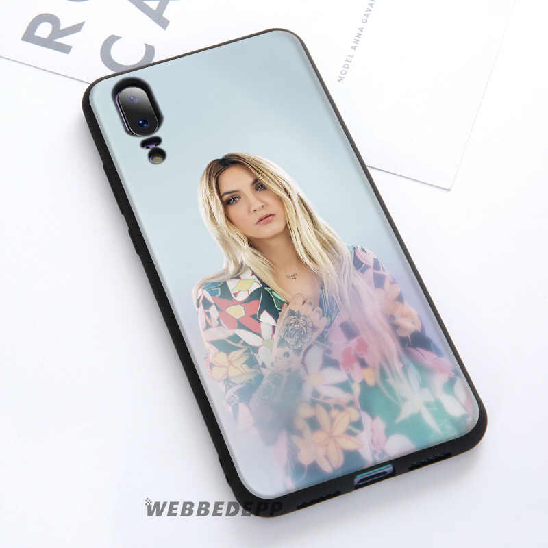 WEBBEDEPP ג 'וליה מייקלס זינגר רך מקרה עבור Huawei P30 P20 פרו P10 P9 לייט 2017 P חכם 2019 & נובה 3 3i Y9 2019