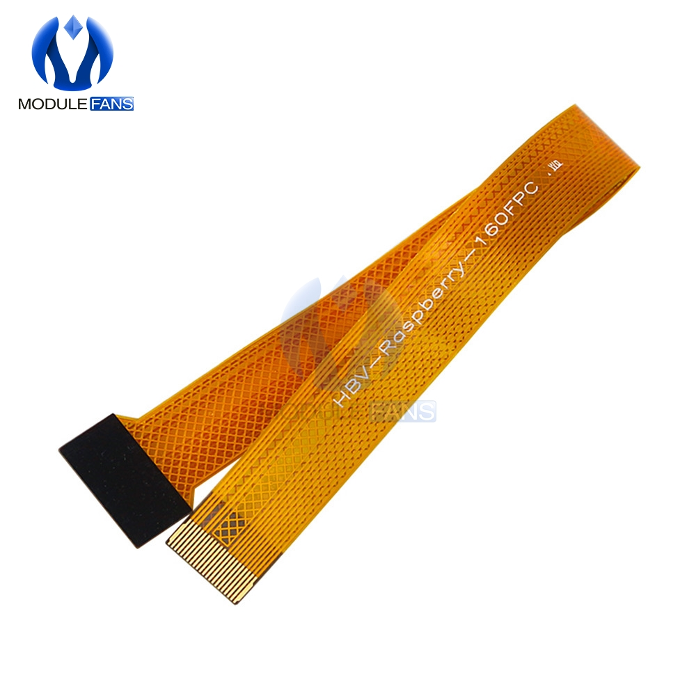 16CM kabel taśmowy FFC elastyczny płaski kabel kamery do Raspberry Pi Zero Pi0 V1.3 Diy elektroniczny