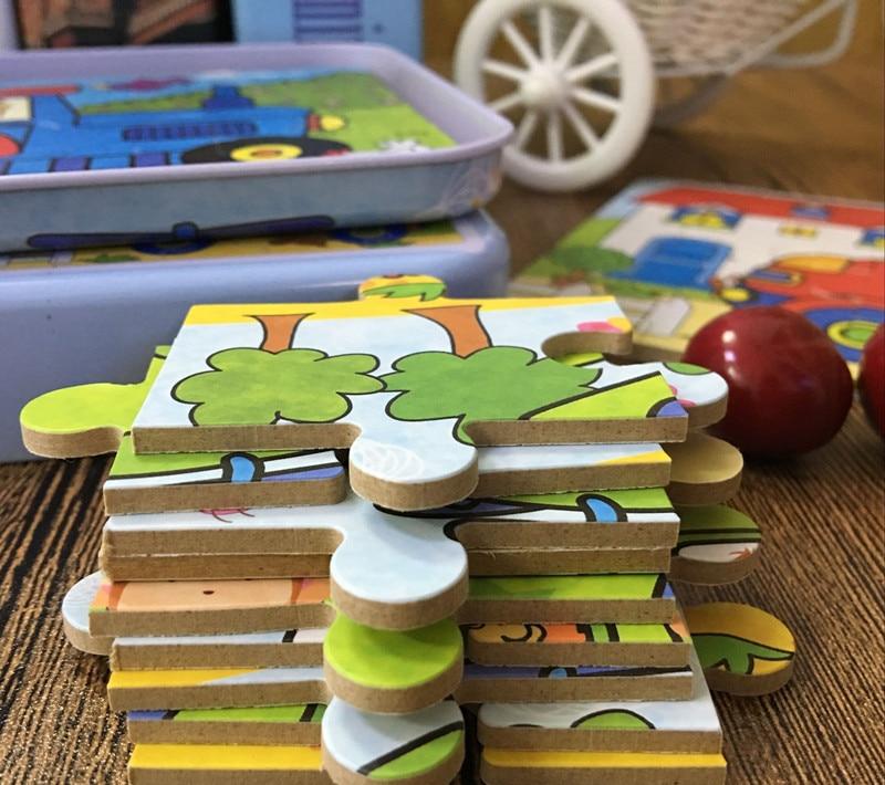 Μωρά Εκπαιδευτικά Παιχνίδια 4 Σε 1 - Παιχνίδια και παζλ - Φωτογραφία 3