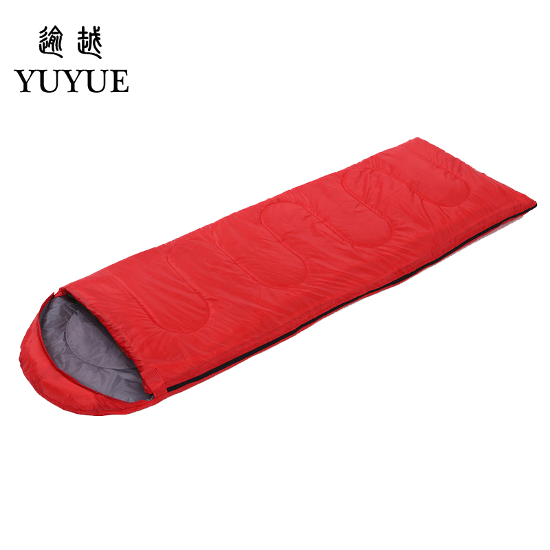 Cheap Sleeping Bag For Camping Supplies  Envelope type Customized Sleeping Bags Camp Tourism For Your Camping Travel Gear 2