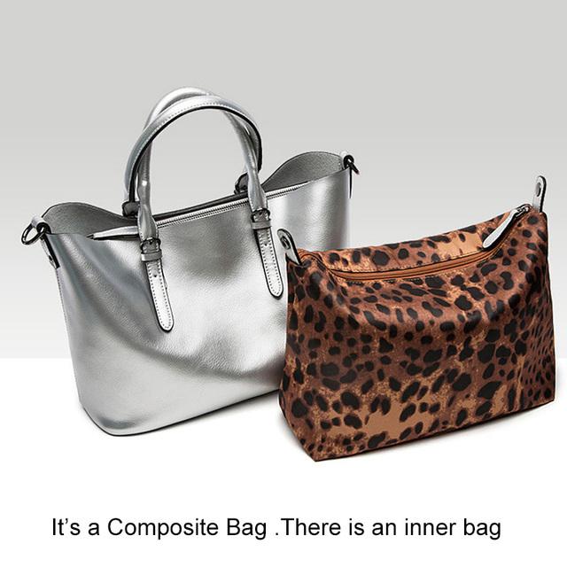 Genuine Leather Women Shoulder Bags