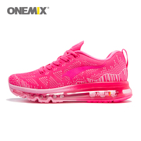 Onemix women's sport running shoes music rhythm for lady sneakers breathable mesh outdoor athletic shoe light shoe size EU 35 40
