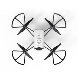 Image 5 - Квадрокоптер оптическое позиционирование дрона 2K Высокое разрешение аэрофотосъемка дистанционное управление самолет длительный срок службы батареи