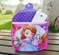 Sofía la primera princesa sofia Sofia mochila bolsa de la escuela bolsa de dibujos animados para las niñas