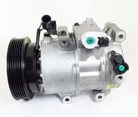 6SBU16C air compressor auto ac para Kia Cerato Hyundai Veloster/Accent 977012F800AS 977012F800