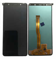 For Samsung Galaxy A7 2018 A750 A750F SM-A750F A750FN A750G LCD Display+Touch Screen Digitizer Assembly Free Tools