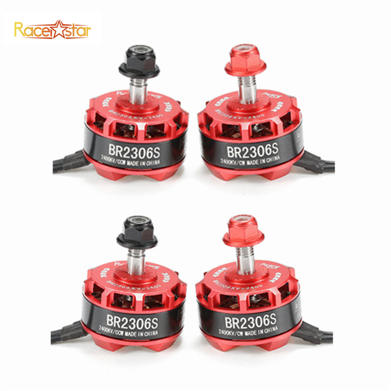 High Quality Racerstar Racing Edition 2306 BR2306S 2400KV 2-4S Brushless Motor For RC Model Drone X210 X220 250 FPV Racer touchstone teacher s edition 4 with audio cd