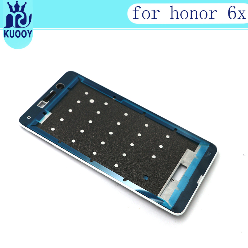 For <font><b>Huawei</b></font> Honor 6X <font><b>GR5</b></font> <font><b>2017</b></font> LCD Housing Plate Frame Bezel Housing Cover Front A Frame Board Middle frame Replacement Parts image