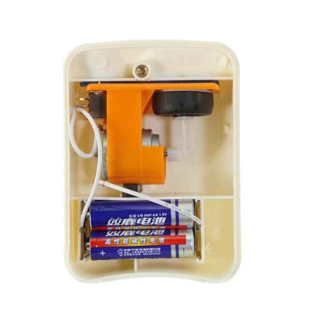Aquarium Portable Oxygen Pump Battery Aerator Compressor 1.5V 0.5W 5