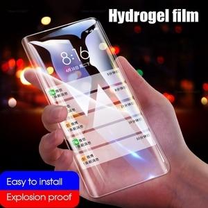 Image 2 - רך הידרוג ל סרט מסך מגן עבור Xiaomi mi 9 t פרו mi 9 se mi9 t מזג זכוכית עבור Xiaomi mi 10 פרו 9x cc9 cc9e A3 לייט