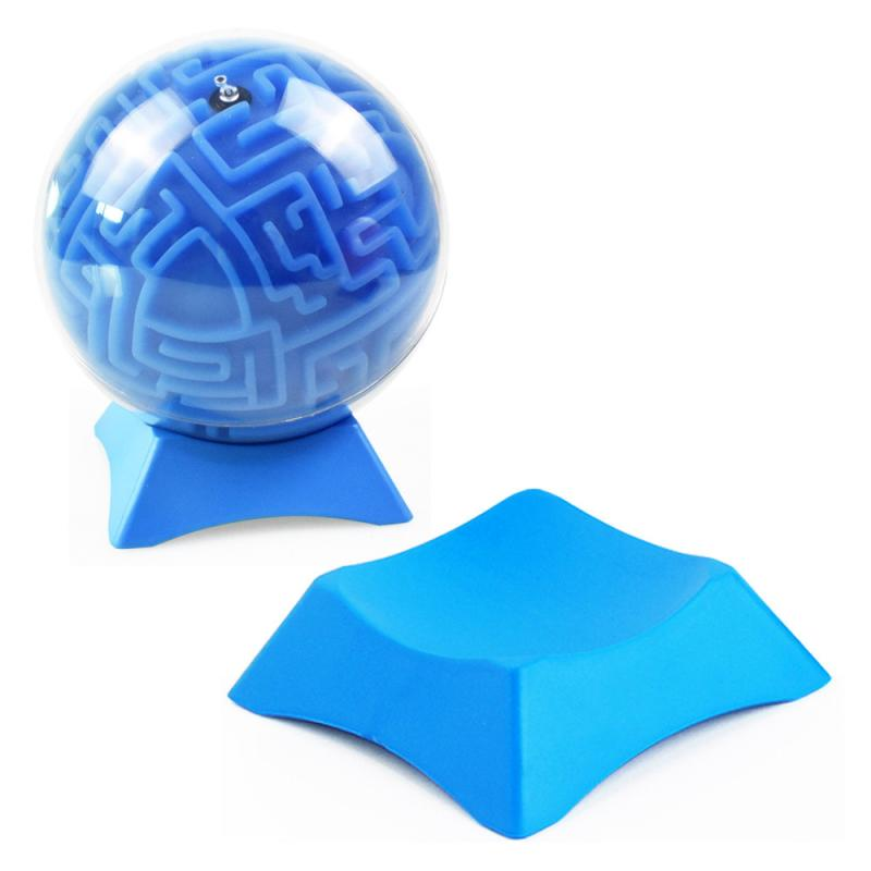shaunyging # 3001  3D Maze Ball Magic Puzzle Toy Base Balance Puzzle Game Toy Holder Base Stand
