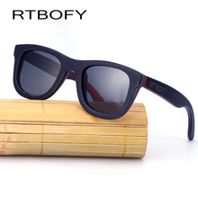 RTBOFY Wood Sunglasses Women 2017 Brand Design Polarized Sunglasses UV400 Optical Properties Eyewear Sun Glasses For Women