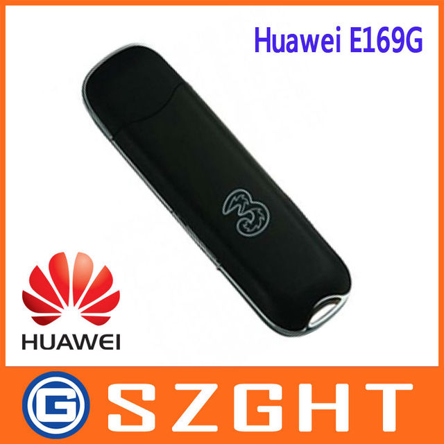 HUAWEI E169 WINDOWS DRIVER