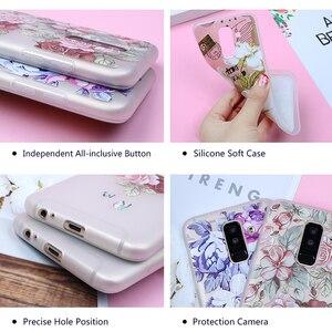 Image 5 - Case For Samsung Galaxy J4 J6 2018 EU Edition A5 2017 J2 J3 J5 J7 A3 A5 A7 2016 A8 A6 Plus 2018 S8 S7 Edge S9 Plus Flower Cases