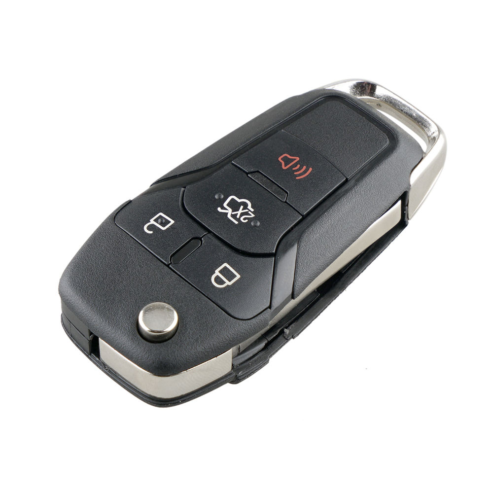 Yetaha 4 Buttons Remote Smart Key For Ford Fusion 2013 2014 2015 2016 N5FA08TAA 315MHz Remtekey With Chip/Battery-in Car Key from Automobiles & Motorcycles