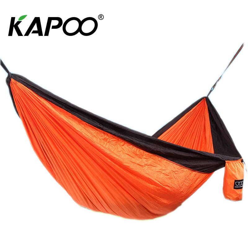 Outdoor Recreation Hammock Outdoor Furniture Camping Hammock Picnic Mat Garden Swing Chair High Quality Double Hammock hammock light outdoor garden hammock porch swing chair
