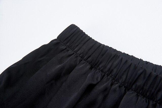 CISULI Pure Silk Stretch Pants For Autumn Kongfu Sports Pants Chinese Silk Factory Direct Sale Clothes China Free Shipping 4