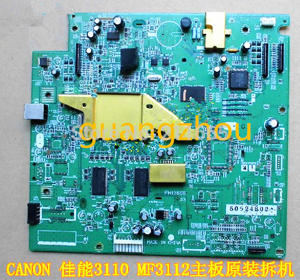Free shipping 100% tested Formatter board main board for Canon ICMF3112,ICMF3110 3111 on sale free shipping 100% tested for hp2420 2420n formatter board q6507 61004 q3955 60003 on sale