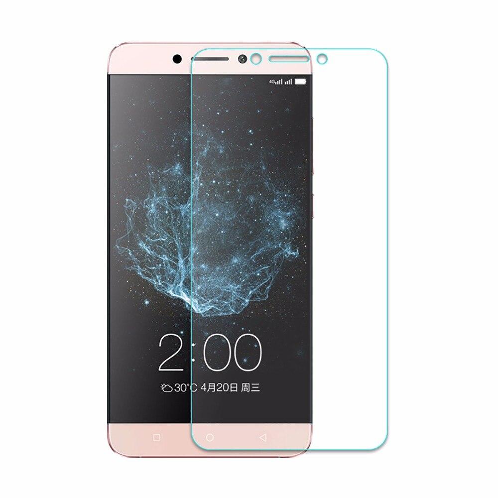Protetor de tela para leeco le 2x527x520 frente acessórios do telefone capa para letv leeco le max 2x829x820 vidro temperado