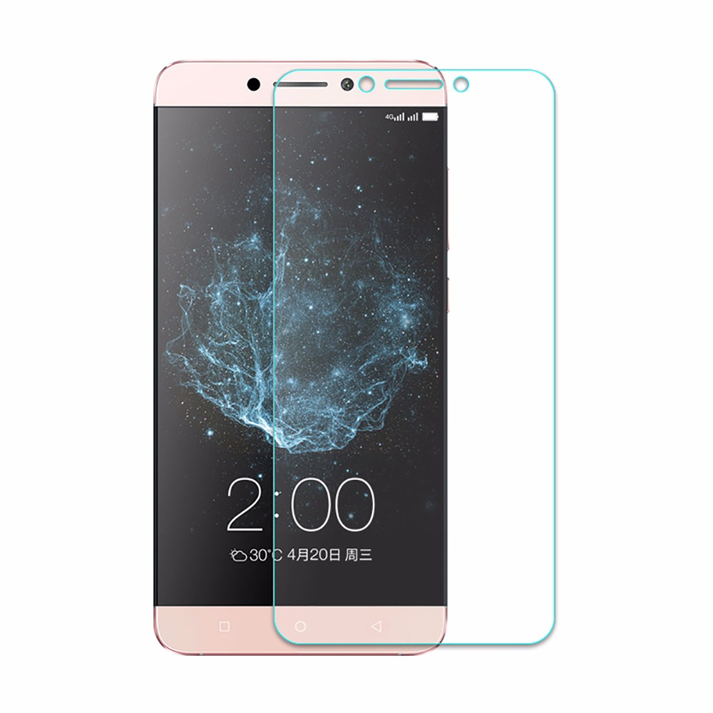 <font><b>Screen</b></font> Protector For <font><b>LeEco</b></font> Le <font><b>2</b></font> X527 X520 Front Phone Accessories Case Cover For LeTV <font><b>LeEco</b></font> Le <font><b>Max</b></font> <font><b>2</b></font> X829 <font><b>X820</b></font> Tempered Glass image
