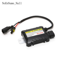 Slim 35W Universal HID Digital Conversion Ballast Kit 12V For H1 H7 9006 Xenon Headlight