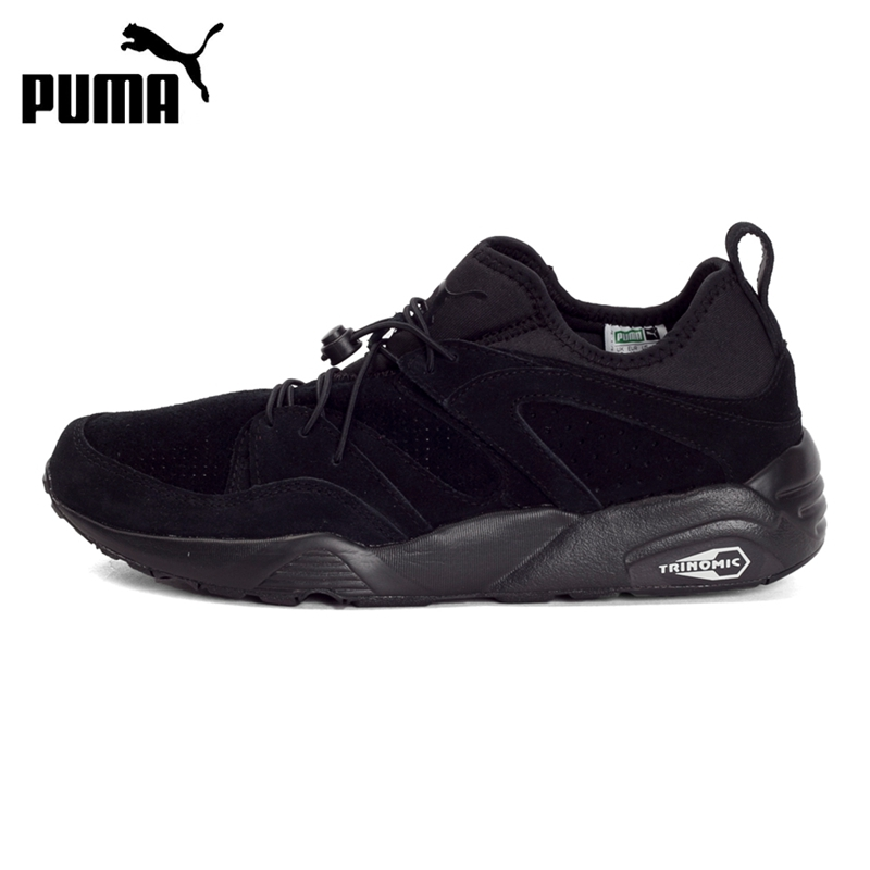 Original New Arrival 2017 PUMA Blaze of Glory SOFT Unisex Skateboarding Shoes Sneakers