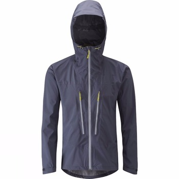 Men's Hooded Lightweight Rain Jacket Water Resistant Shell Outdoor Cycling Running Hiking Breathable Mountaineer Travel Raincoat spexcel 2018 lightweight cycling rain jacket waterproof technology 3 layer composite fabric commuting cycling jacket urban ride