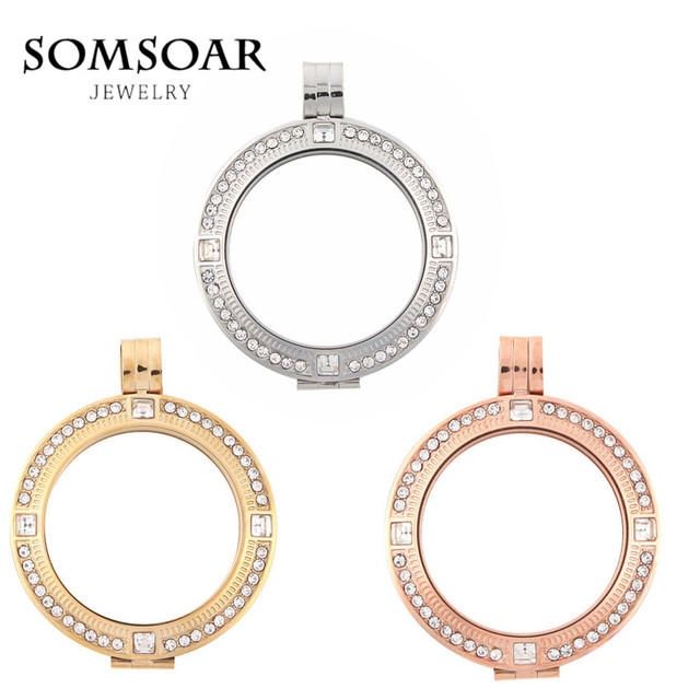 """""""PRESELL PRODUCT"""" 316L Stainless Steel 35MM My Coin Holder Frame  Pendant Necklace fit 33mm Deluxe Coin Disc 2017 New"""