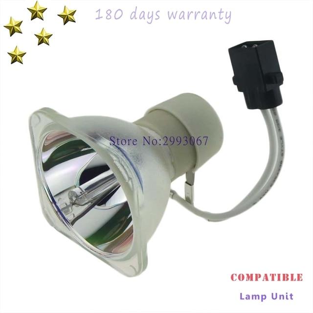 Sostituzione lampada Del Proiettore nudo lampada VLT EX240LP per MITSUBISHI ES200U/EW230U/EW270U/EX200U/EX220U/EX240U/EX241U /VLT EX241U/EW230U ST