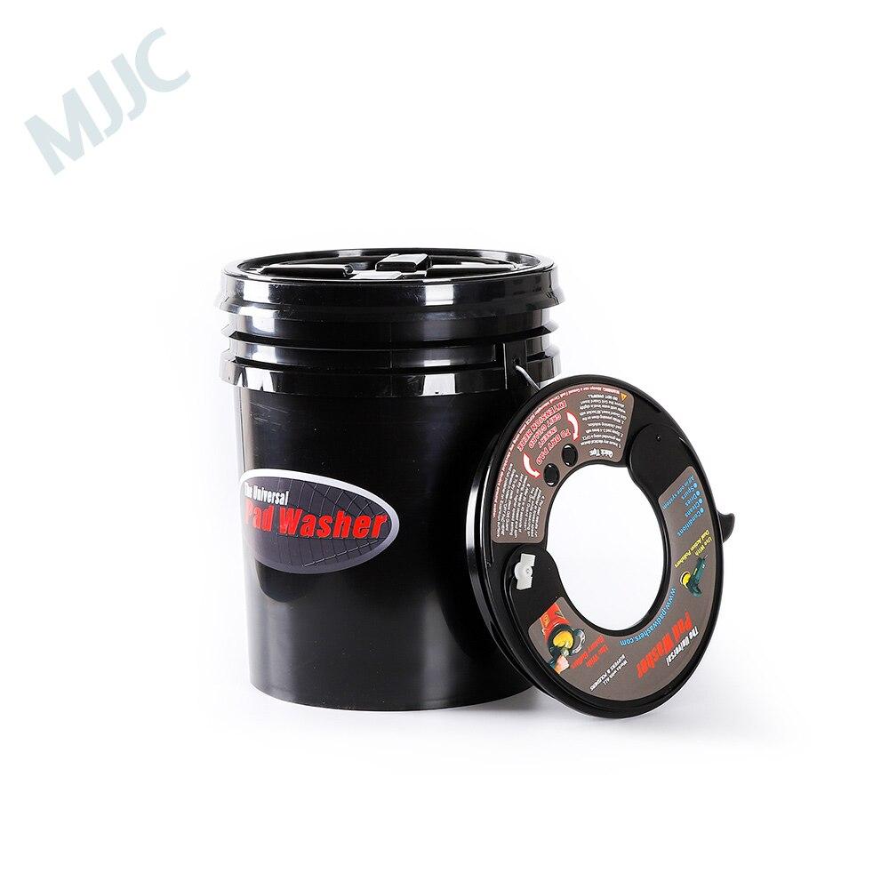 Rondelle de tampon de marque MJJC pour le nettoyage des tampons de polissage avec des accessoires Automobiles de haute qualité