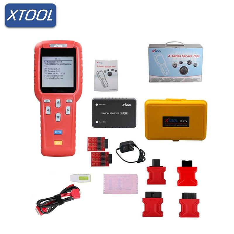 Original XTOOL X100 PRO Auto Key Programmer X100+ Updated Version X 100+ X100 Plus Auto Key Programmer