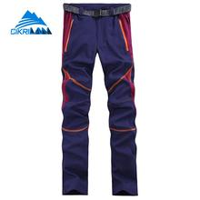 New Spring Summer Sunscreen Outdoor Sport Climbing Camping Trousers Quick Dry Trekking Hiking Pants Women Climb Pantalones Mujer