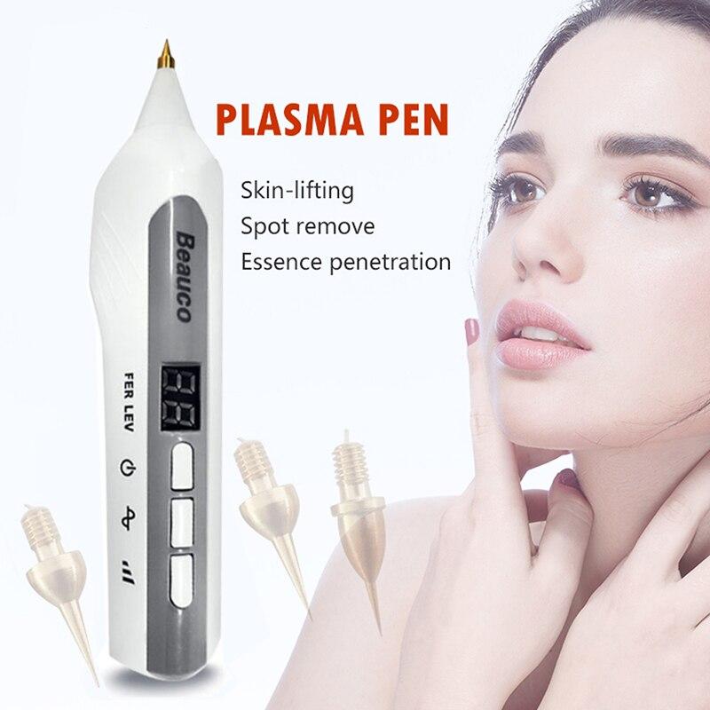 Eyelid Lift Fibroblast Wrinkle Spot Tattoo Mole Removal Plasma Pen Plasmapen For Face Skin Lift Acne Laser Medical Spot Plaxpot