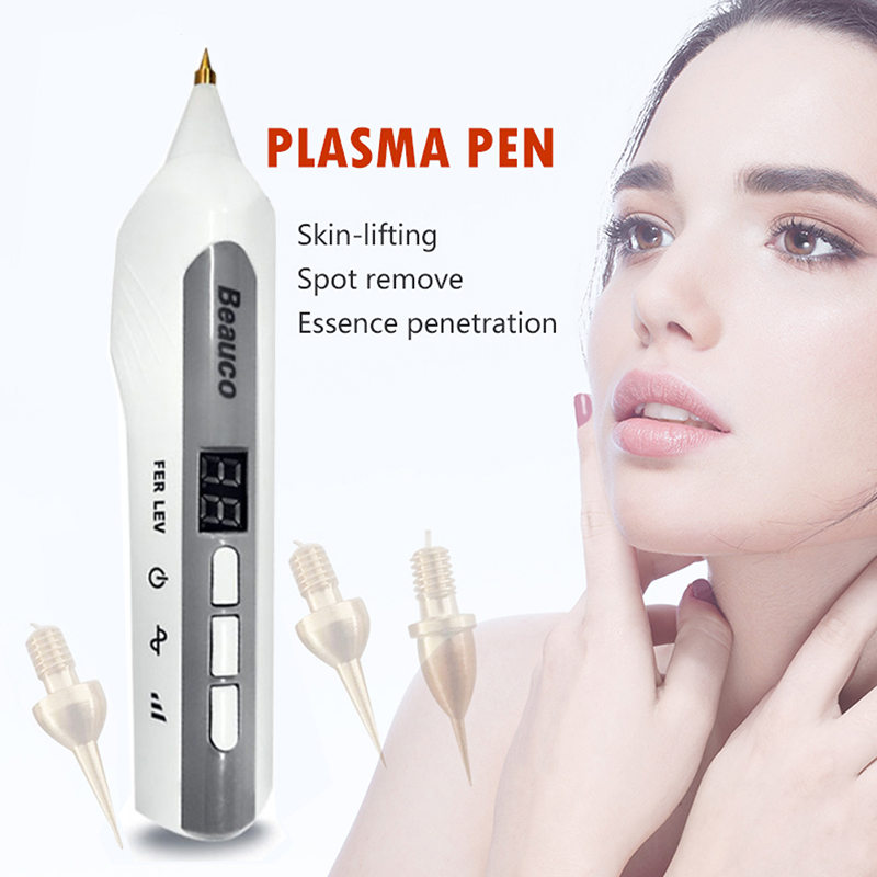 Eyelid Lift Fibroblast Wrinkle Spot Tattoo Mole Removal Plasma Pen Plasmapen For Face Skin Lift Acne Laser Medical Spot Plaxpot