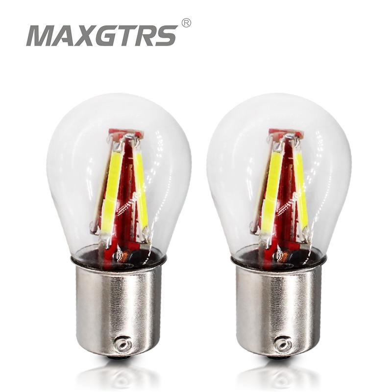 Brake Stop Tail Light RED SMD CANBUS LED Bulb T20 7443 7444 W21//5W SRCK W1 JAE