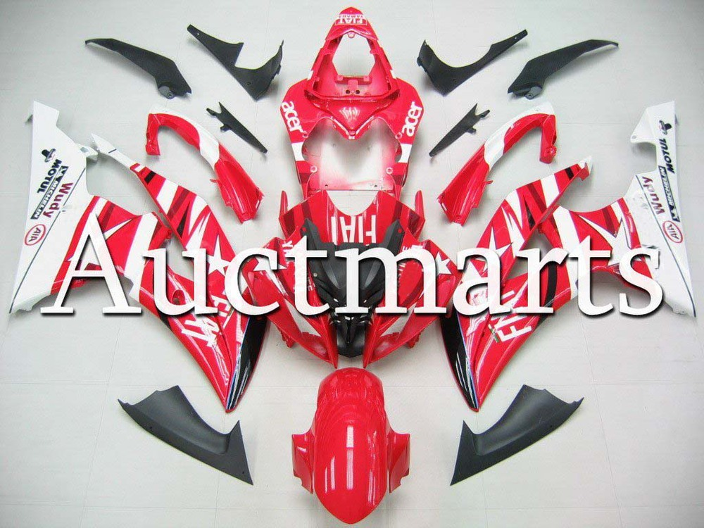 For Yamaha YZF 600 R6 2008 2009 2010 2011 2012 2013 2014 YZF600R 08-14 inject ABS Plastic motorcycle Fairing Kit YZFR6 08-14 10 стоимость