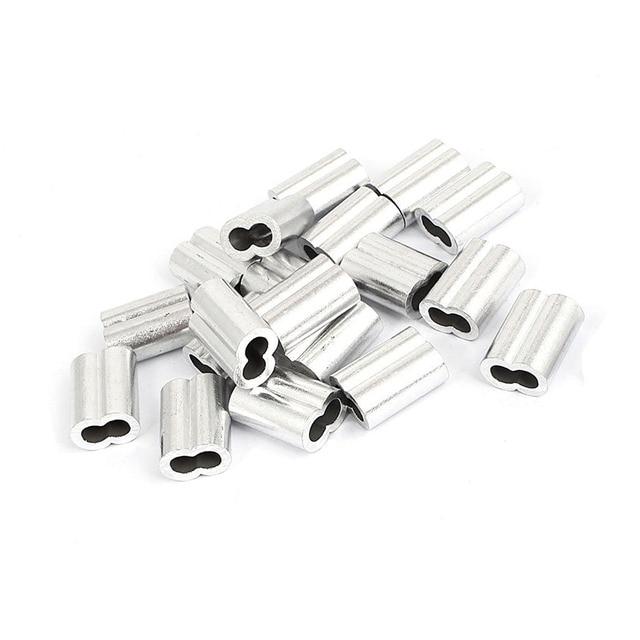 HHTL Aluminum Swage Sleeve 3/16\