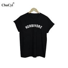 """""""Herbivore"""" women's shirt / 2 Colors"""
