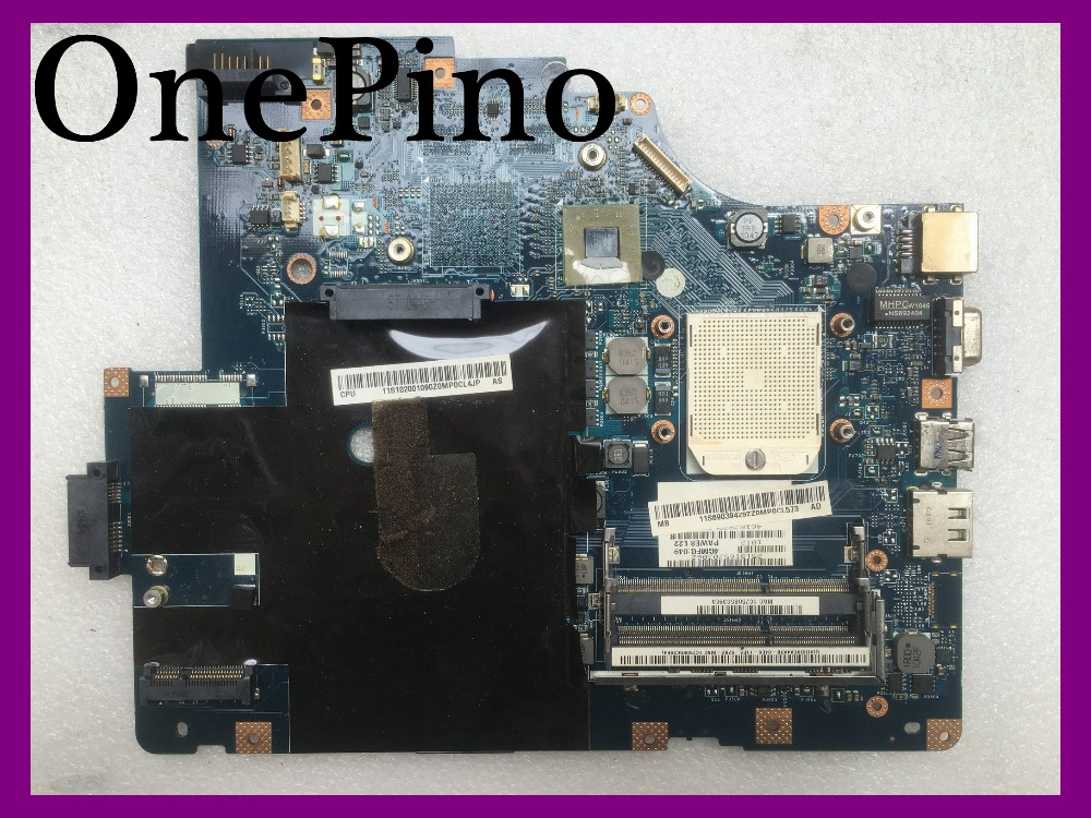 NAWE6 LA-5754P LA-5754P Fit For G565 Z565 Motherboard Without HDMI Port Tested Working