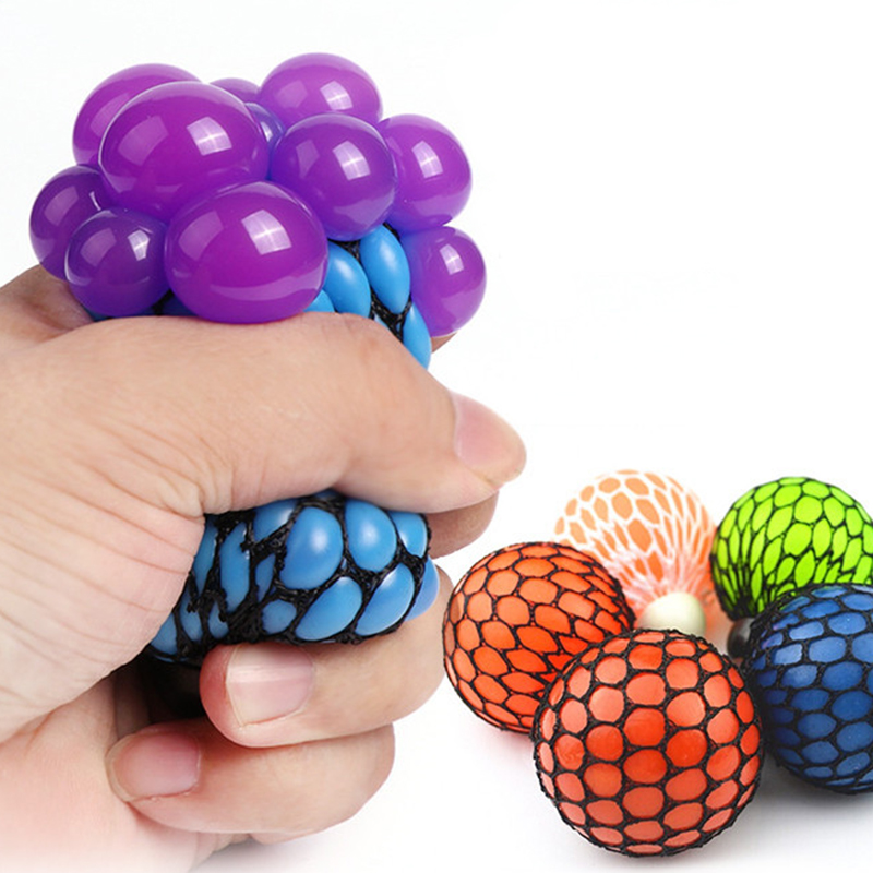 Squishy Mesh Ball Nerede Satlllr : Squeeze Toys Squishy Mesh Ball Grape Squeeze Toy Grapes Anti Stress Squeeze Toy Novelty in ...