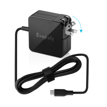 Newest Upgrade Advanced 12V 2A/20V 2.25A 45W PD2.0 USB3.1 Type-C Power Adapter Charger for Samsung Galaxy Note8/HUAWEI P10 Plus(China)