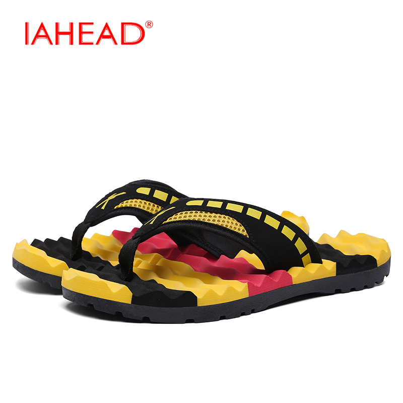 2017 New Summer Men Slippers Flip Flops Outside Fashion Beach shoes Breathable EU-39-45 chanclas hombre verano MS248 ананасы mikado колечками в легком сиропе