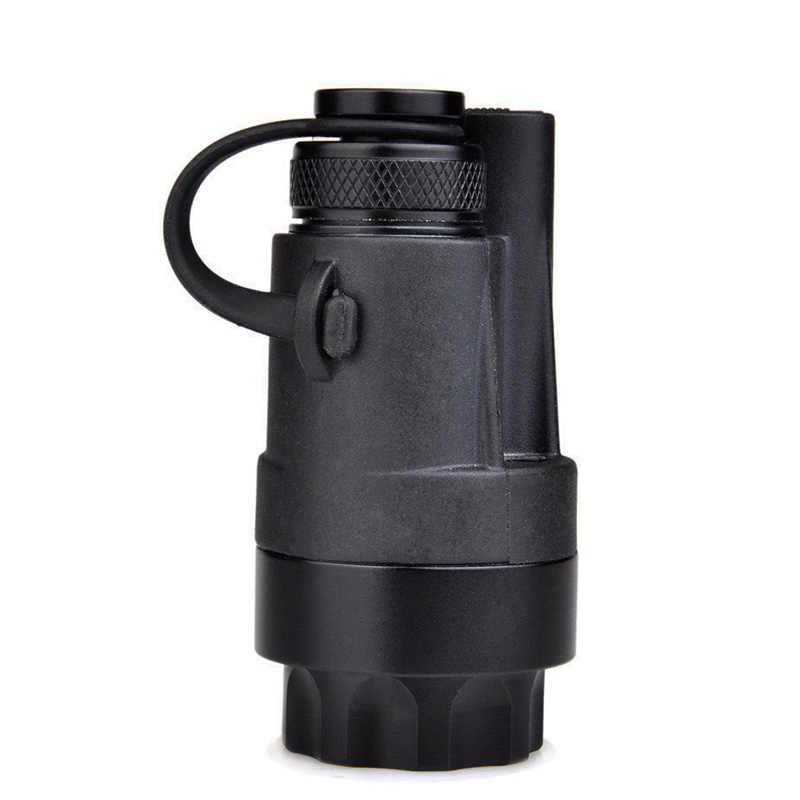 Airsoft accesorios tácticos Rifle arma de aluminio inalámbrico Control remoto tapa de montaje ajuste SF M951 M952V M961 M971 linterna