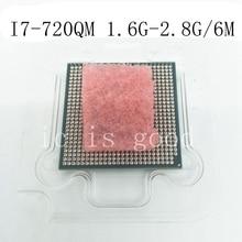 CPU laptop i7 720QM 6M Cache 1 6GHz to 2 8GHz i7 720QM SLBLY PGA988 45W