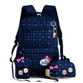 Детские школьные сумки с принтом звезды для девочек  рюкзаки для подростков  Детские ортопедические школьные сумки  рюкзак mochila infantil
