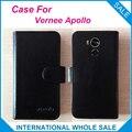 Горячая! 2017 Vernee Apollo Case, 6 Цветов Кожи Высокого Качества Специальный Крышка Для Vernee Apollo отслеживая номер