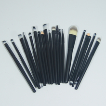 20pcs/Set Eye Shadow Foundation eyeliner Eyebrow Lip Brush Makeup Brushes set Tools cosmetics Kits beauty Make Up Brush Set
